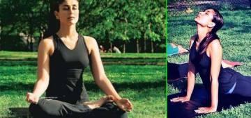 Kareena Kapoor Khan reveals her beauty secrets, fitness goals and morning routine