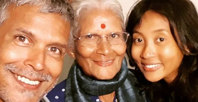 Milind Soman on age gap between him and wife: this is similar to his age difference with his mom