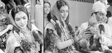 Unseen photos from Nita Ambani's wedding to Mukesh Ambani proves she is eternal beauty