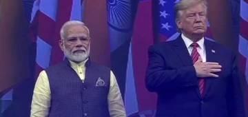At Howdy Modi event in Houston, Trump praises Modi's work while Modi said, 'Abki Bar Trump Sarkaar'