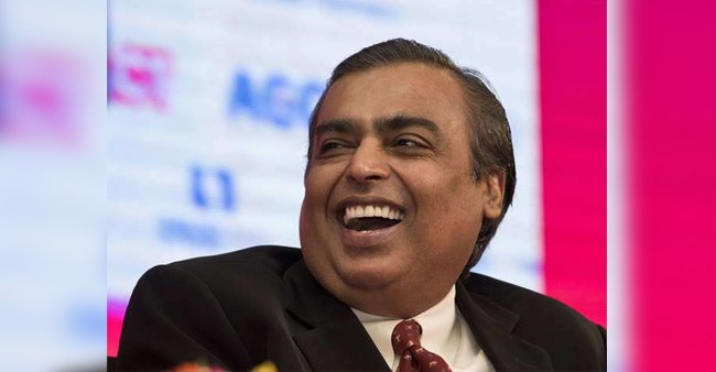 The word Ambani in Romanian means I have money, reveals Google Translate