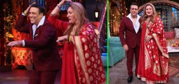 The Kapil Sharma Show: Govinda spells out his life incidences, wife Sunita and daughter Tina enjoyed too
