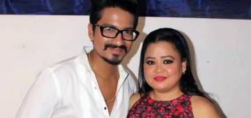 Bharti Singh shares a cute nok-jhok video featuring husband Haarsh; video turns viral
