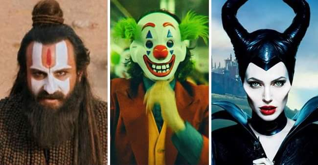 Box Office Collection Of Laal Kaptaan Joker And Maleficent