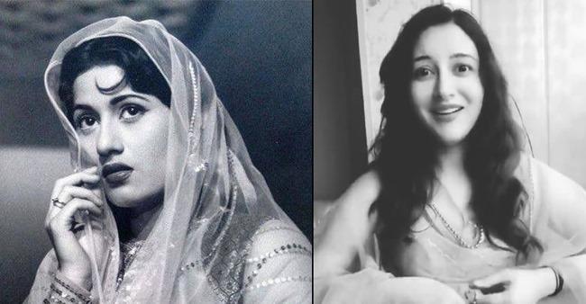 TikTok's Madhubala becomes latest web sensation; Twitterati asks KJo to cast her in film