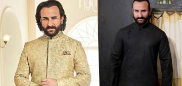 Saif Ali Khan's ethnic and traditional dressing game is the best in Bollywood, see pics