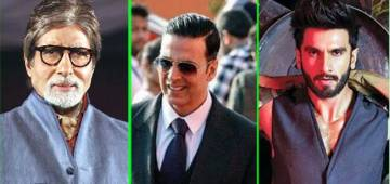 From Big B To Akki: Top Male Stars Reigning The Hindi Film Industry