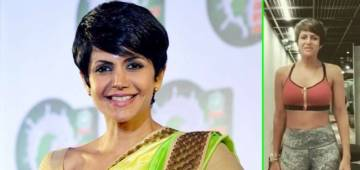 Mandira Bedi's 100 Day Challenge: Shares Workout Video With Caption Hard Work Can Help You Attain Your Dreams