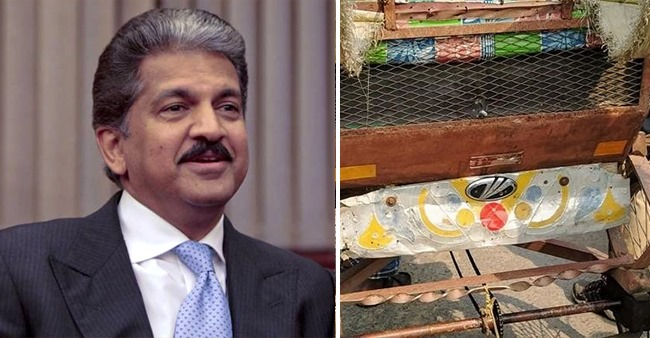 Anand Mahindra Gets Impressed By Rickshaw Puller's Style, Will Gift Him New Car
