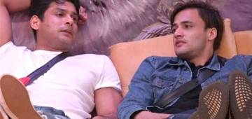 BB13: Viewers Call Sidharth As Hero Of The House & Asim Riaz His Strong Rival