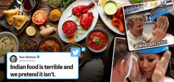 US Professor's 'Controversial' Opinion About Indian Cuisine Leaves A Bad Taste Among Twitterati