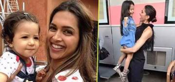 Deepika Padukon and her love for kids is no secret from anyone