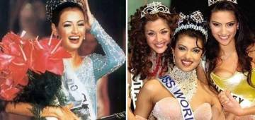 Women making big in Bollywood after winning the prestigious Miss India Title