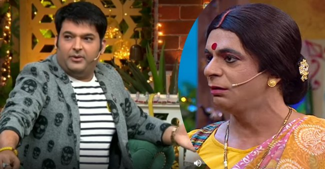 TKSS: Kapil Shares Story Behind Sunil Grover's Most Popular Character 'Rinku Bhabhi'