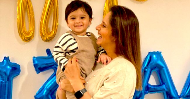 """Sania Mirza Shares An Adorable Pic With Her """"Little ..."""