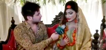 Pakistan Bride Puts On Tomato Jewellery On her Wedding; Twitterati Calls Her Richest Bride