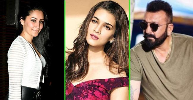 TKSS: Sanjay Dutt compliments Kriti in an amusing way ...