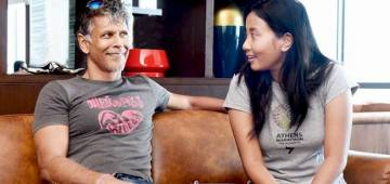 Ankita Konwar Shares A Loved Up Post For Hubby Milind Soman; His Reply Wins Heart