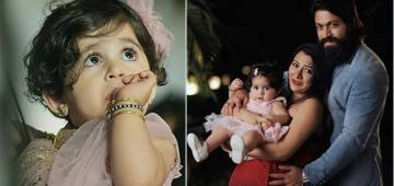 K.G.F. Star Yash And Wife Radhika Pandit Hosted A Carnival-Themed Party For Daughter, Ayra 1st Birthday