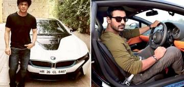 Bollywood Stars And Their Love For Expensive Cars Is Matchless; Read Story