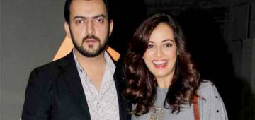 Dia Mirza On Separation From Hubby Sahil: Any Major Life Change Is Painful But Work Is Cathartic