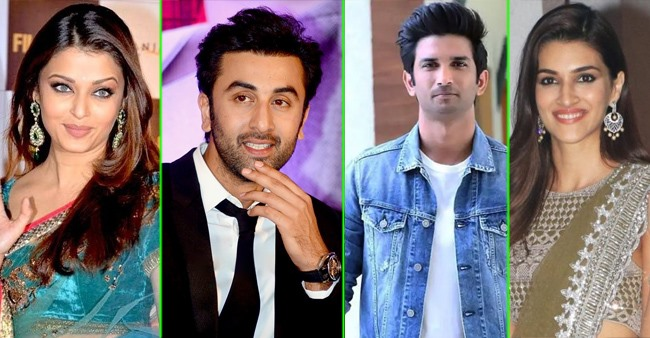 From Ash-Ranbir To Sushant-Kriti – Bollywood Pairings Wowed Audience With Profound Chemistry