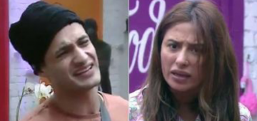 BB13 Episode 72: Mahira In Tears After Asim Breaks His Promise; Sid-Paras Turn Rashami Into Puppet
