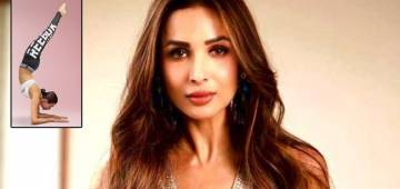 Malaika Arora Exhibits Her Core Forte In Forearm Stand Yoga Pose; Fans Call Her Insipration Malla