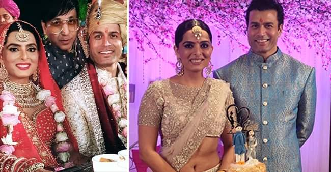 The Great Grand Wedding of Kundali Bhagya actress Ruhi Chaturvedi with actor Shivendra Om Saaniyol