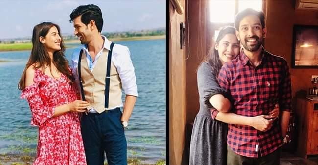 Mirzapur fame Vikrant Massey exchanged rings with his long time girlfriend Sheetal Thakur in a private 'Roka' ceremony