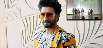 Ranveer Singh clocks 9 years in Bollywood, College students organise a special fashion show
