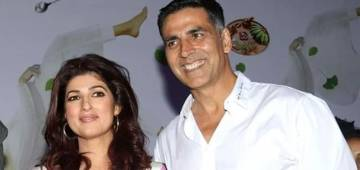 Twinkle Khanna shares a secret about hubby Akshay Kumar, says she does not let him make coffee at home