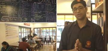 From Begging On The Streets To Owning His Own Restaurant : This Man Shows How It Is Possible