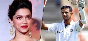 Deepika speaks on the importance of sports and reveals Rahul Dravid is her favourite cricketer