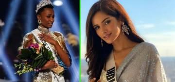 26-YO Miss South Africa Zozibini Tunzi Crowned Miss Universe 2019; India's Vartika Singh Fails To Make It To Top 10