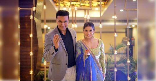 Yeh Hai Mohabbatein's Anurag Sharma is all set to tie the knot with GF Nandini Gupta; See Video