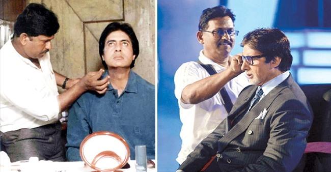 Amitabh Bachchan's humble gesture surprised his makeup man Deepak Sawant