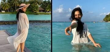 Ahaana Krishna, Krishna Kumars Daughter's pictures from Maldives trip goes viral!