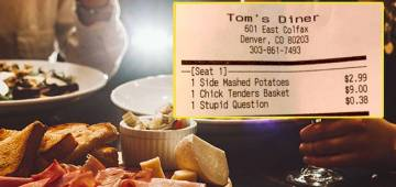 Colorado-Based Restaurant Tom's Diner Will Charge You Rs 27 For Every 'Silly Question'