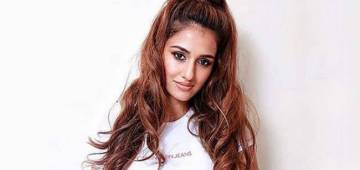 Disha Patani Performs Front Flip In Spite Of Her Knee Problem; Watch Video