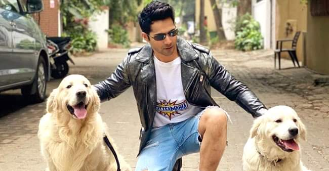 Varun Dhawan shares a picture on Instagram, Anushka Sharma comments hilariously