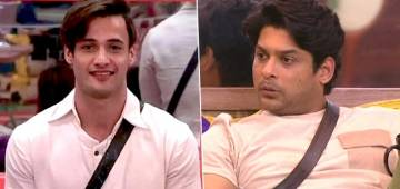 Asim-Sid Get Into Ugly Spat, Asim Removes His Shoes & Says, Chaat Isko