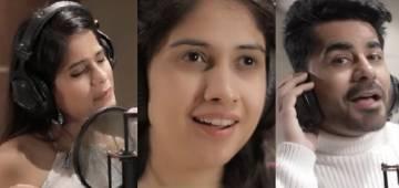 Shivangi's Patriotic Track Vande Mataram Blends Harmony & Togetherness; Watch