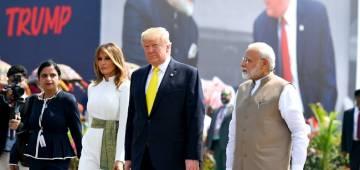 Varun Dhawan says he ordered Pav Bhaji for his friend Donald Trump