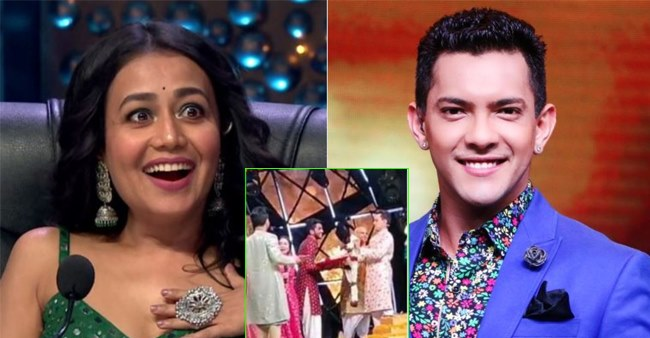 Aditya Narayan opens up about marrying Neha Kakkar on Valentine's, Says 'It was for fun'