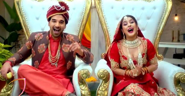 Mujhse Shaadi Karoge: Paras and Shehnaaz look 'excited' in their new show's promo; Watch