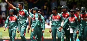 We wanted them to feel about defeat, Says U-19 Bangladesh bowler on their behavior at finals