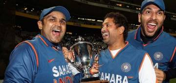 Road Safety World Series: Sachin to lead team India; Sehwag, Yuvraj, Zaheer in team