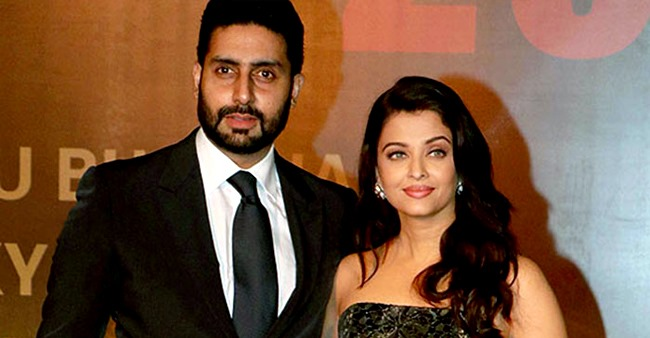 Aishwarya Rai and Abhishek Bachchan's combined net worth ...
