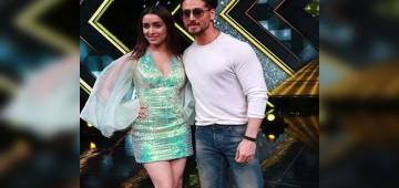 Baaghi 3 Stars Tiger-Shraddha To Make Dance +5 Grand Finale Memorable With Their Performances